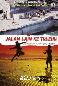 Sampul Buku Jalan Lain ke Tulehu - Zen RS